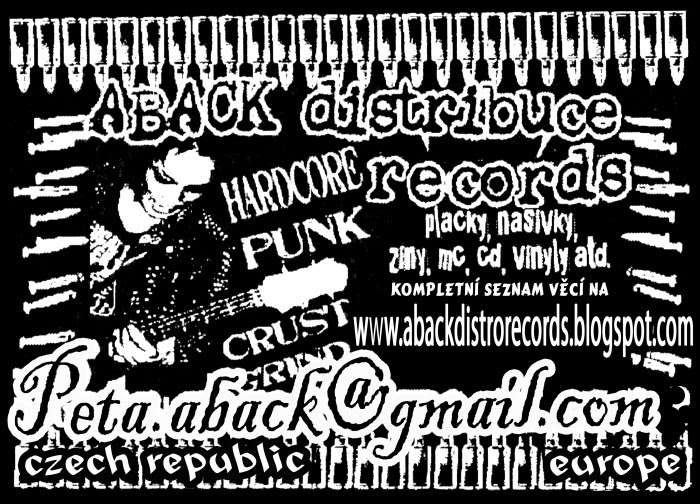 Aback distro records