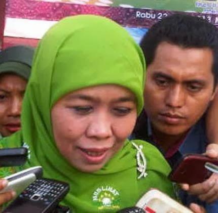 Khofifah Minta Presiden SBY Pimpin GNKK