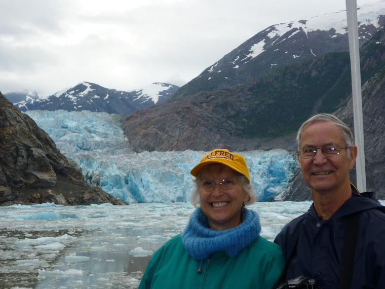 Us in Alaska