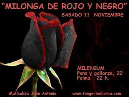 MILONGA DE ROJO Y NEGRO