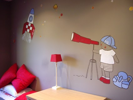 Murales infantiles pintados a mano murales pintados a - Murales pintados a mano ...