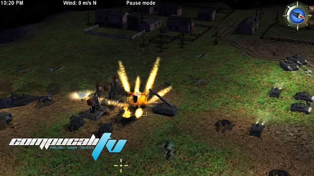 World War 3 Black Gold PC Full Español