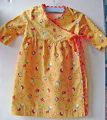 Knitting Frock Patterns : Baby dress patterns-Knitting Gallery