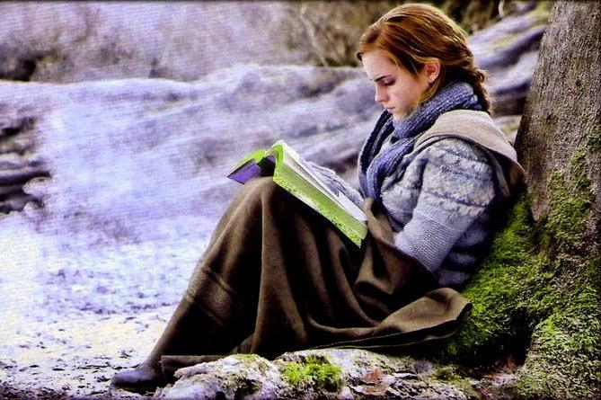 Hình ảnh đọc sách trên cánh đồng hoa cực đẹp và ấn tượng