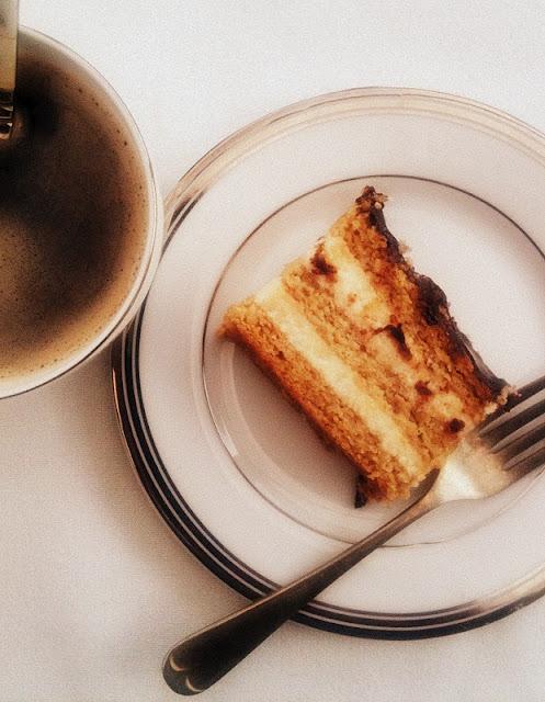 Przekładaniec miodowo-serowy