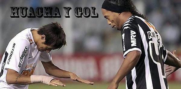 HUACHA y GOL