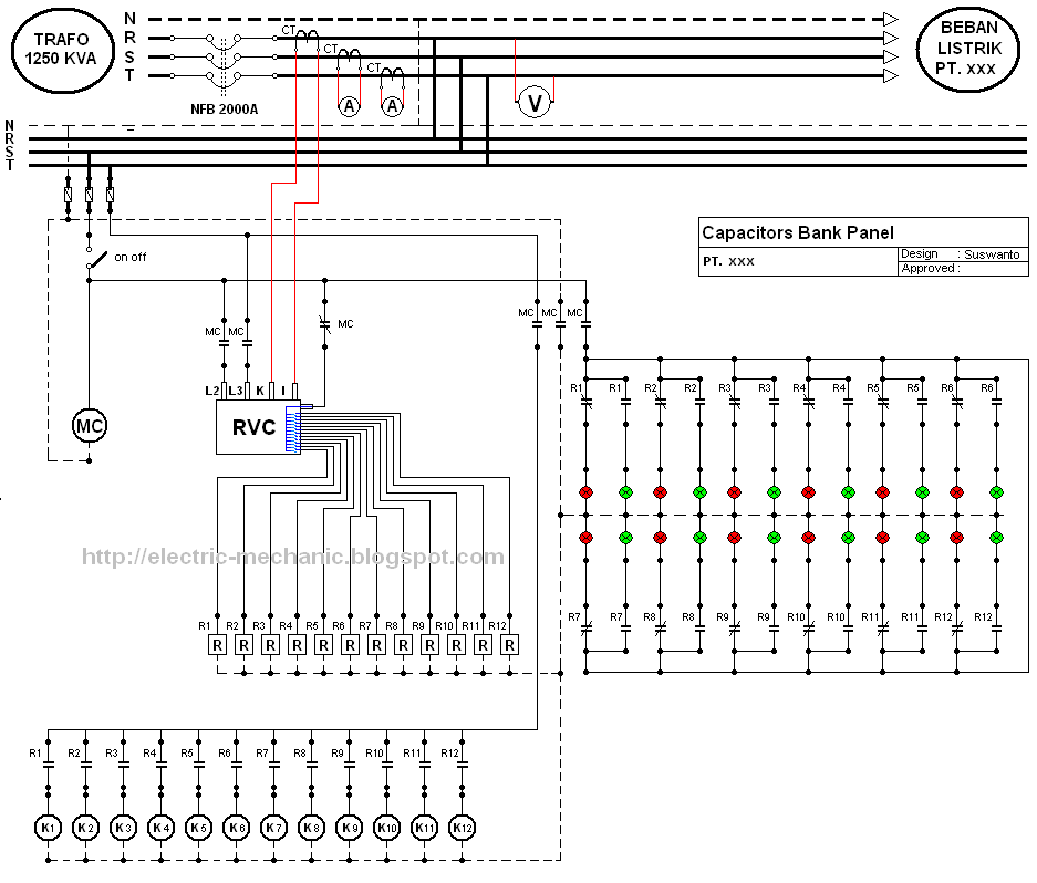Download wiring diagram wiring diagram single line panel control sederhananya dapat dilihat pada gambar dibawah ini dengan menggunakan rvc abb cheapraybanclubmaster