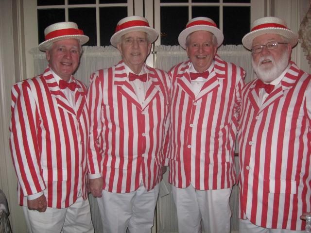 Barber Quartet : Barber Quartet Barber Uniforms Galleries