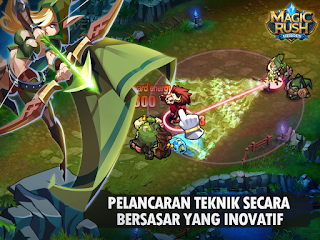 Download Magic Rush: Heroes Apk