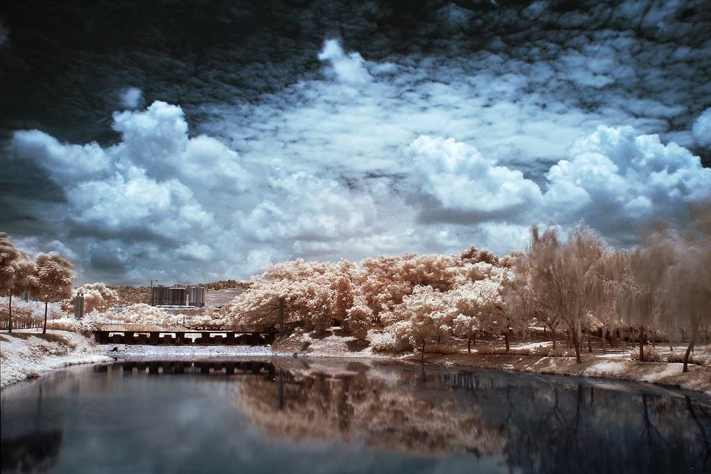 infrared filtre