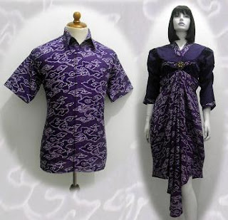 po 500 MODEL BAJU BATIK WANITA MODERN