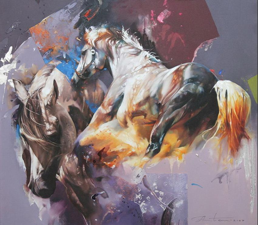Im genes arte pinturas formidables y modernas pinturas - Cuadros espectaculares modernos ...
