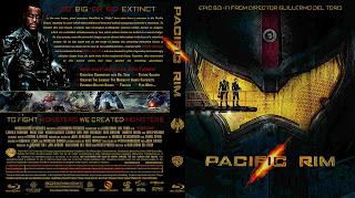 pacific rim 2013 dvd cover  Pacific Rim