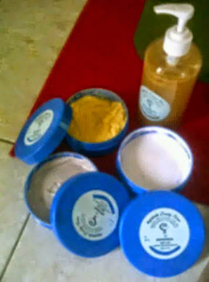 Paket Badan Beauty Rossa Gold