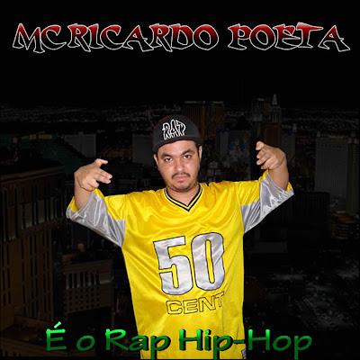 Cd Mc Ricardo poeta é o Rap hip-hop (Download)