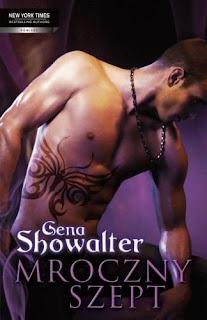 Mroczny szept - Gena Showalter
