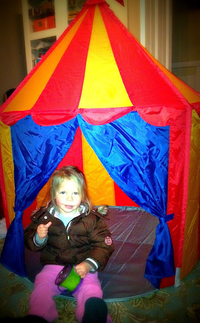 Ikea Circus Tent