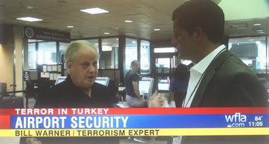 VIDEO: Sarasota Private Investigator Bill Warner looks at security issues at TIA