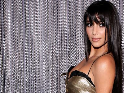 Kim Kardashian Style Wallpaper