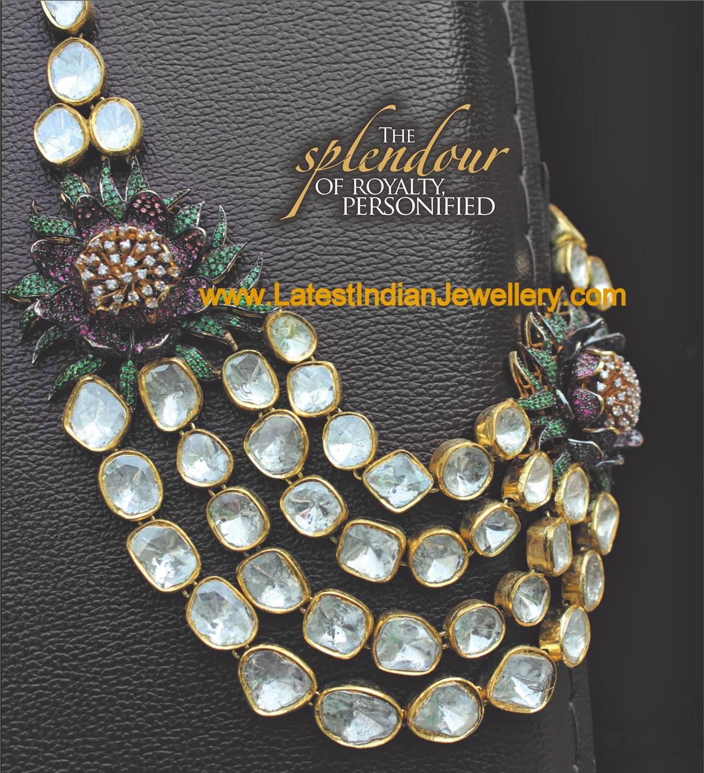 Royal Indian Jadau Wedding Jewellery