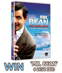 TMN's 'Mr. Bean: The Whole Bean' 4 Disc DVD Giveaway