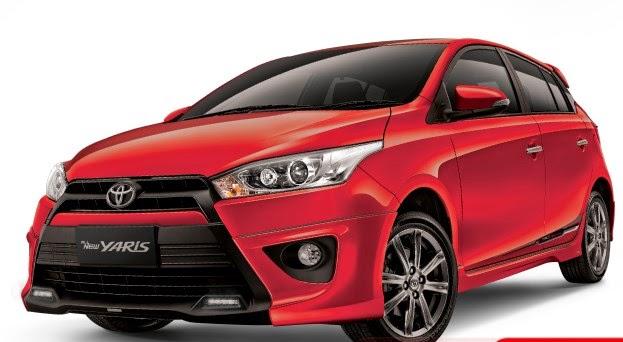 Spesifikasi dan Harga Toyota New Yaris