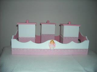 kit+higiene+mdf+artesanato+tecido+quarto+bebê
