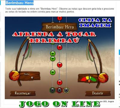 Aprenda a tocar Berimbaú