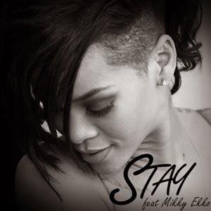 Lirik Lagu Rihanna ft Mikky Ekko - Stay
