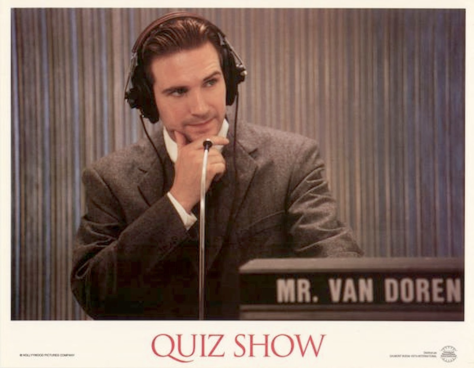 FILM: QUIZ SHOW at 20