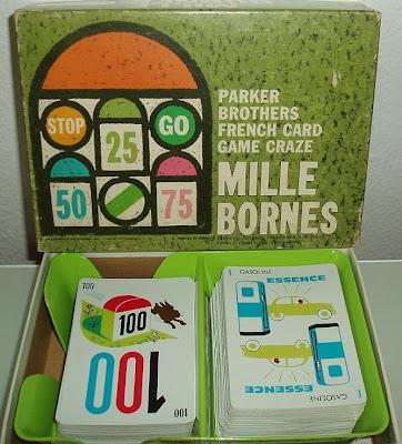 Vintage Mille Bornes