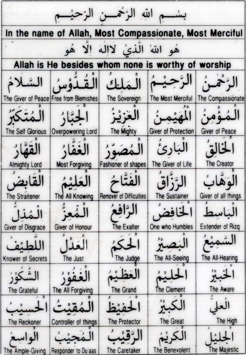 Islamic Blog about Muslims - The Quran and Hadith