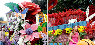 lokasi parade bunga surabaya
