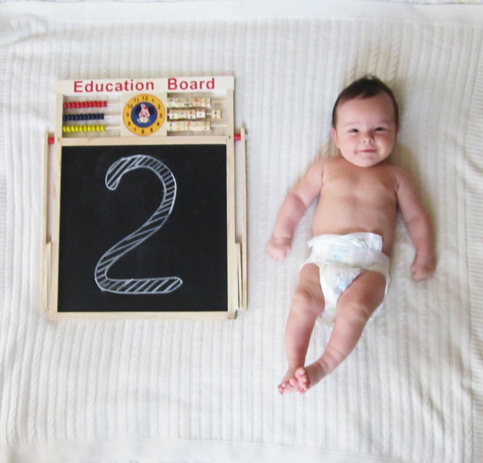 Стефании 2 месяца