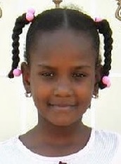Nicol - Dominican Republic (DR-324), Age 9