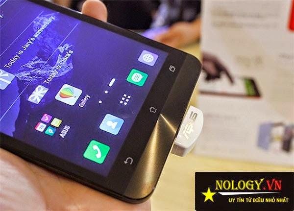 Asus Zenfone 6 A601 màn hình rộng