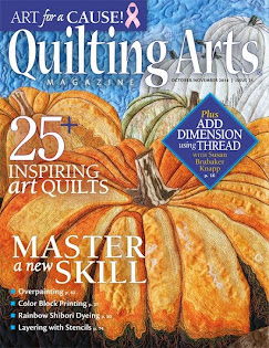 Quilting Arts Magazine - Fall