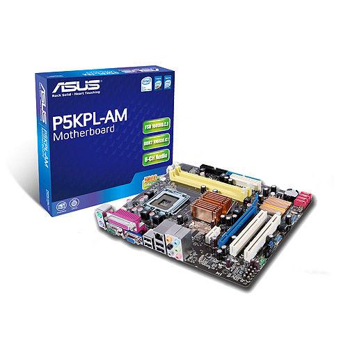 Download ASUSTeK Computer INC. P5KPL-AM SE Driver Windows 7 32 Bit dan 64 Bit Lengkap [PC dan Laptop]