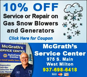 McGraths Snowblower
