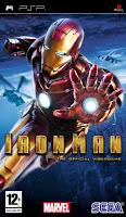 Iron Man – PSP