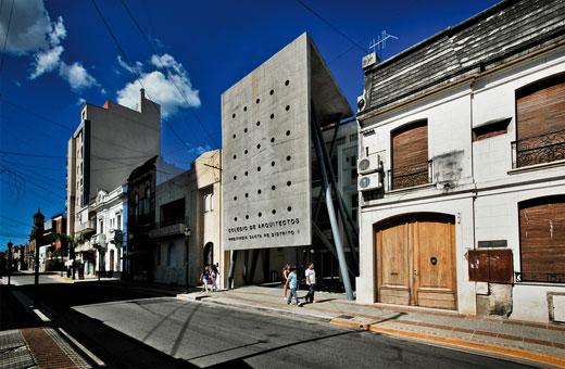 El plan z arquitectura colegio de arquitectos santa fe - Colegio arquitectos toledo ...
