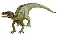 Dinosaurio Eoraptor