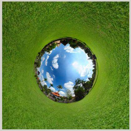 Tiny Planet FX Pro Aplikasi kamera android