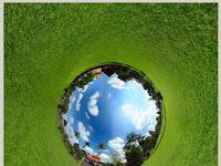 Tiny Planet FX Pro, Ubah Fotomu Menjadi Sebuah Planet