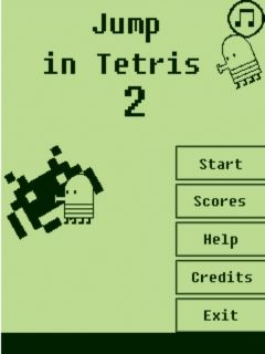 Game Name : Jump in Tetris 2
