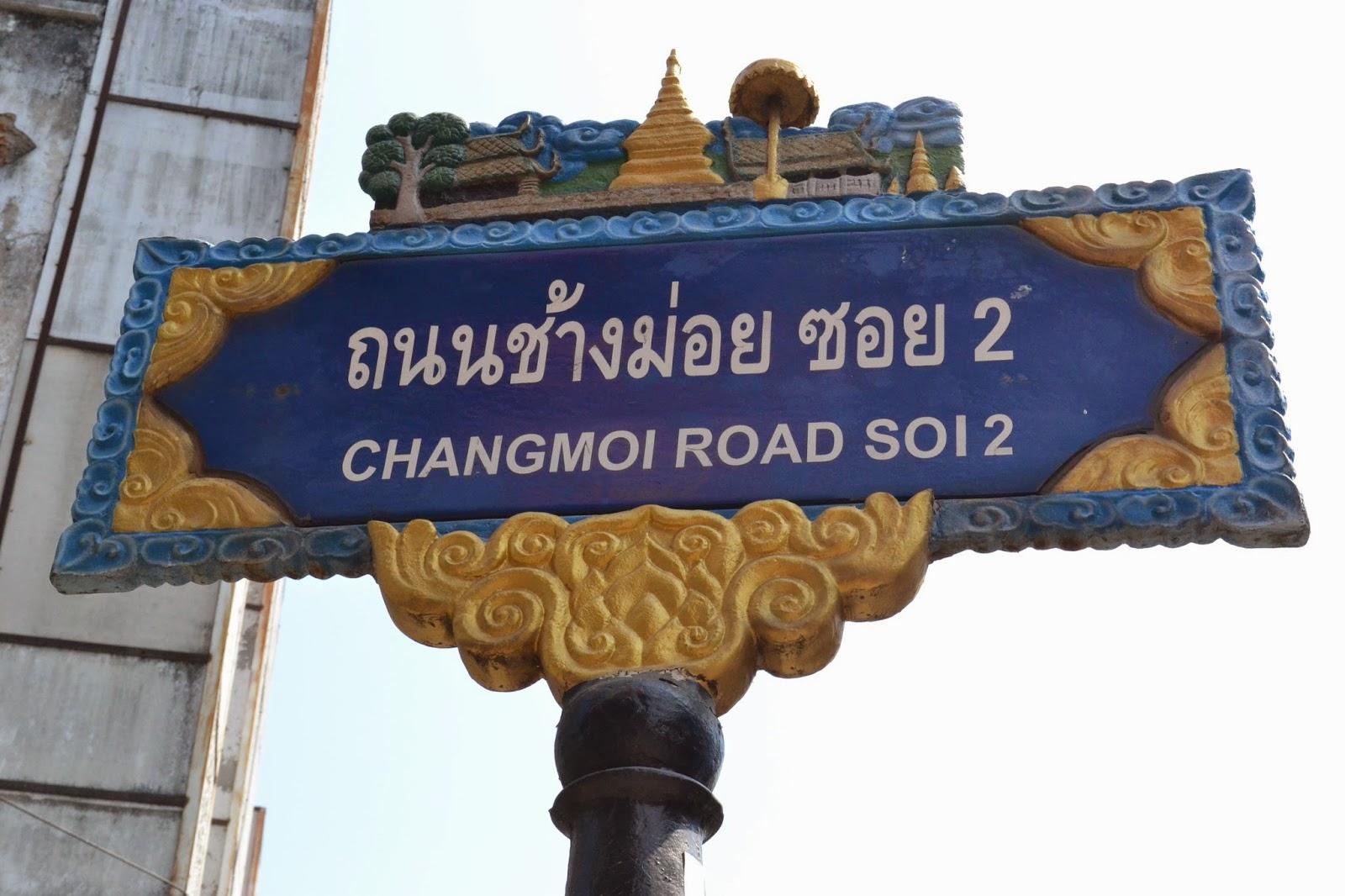 Chiang Mai, Thailande, voyage