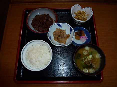JR東日本 八幡平駅 駅前食堂あんべ