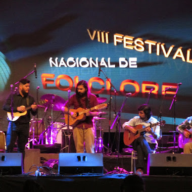 VIII Festival Nacional del Folclore de Chillán 2017.