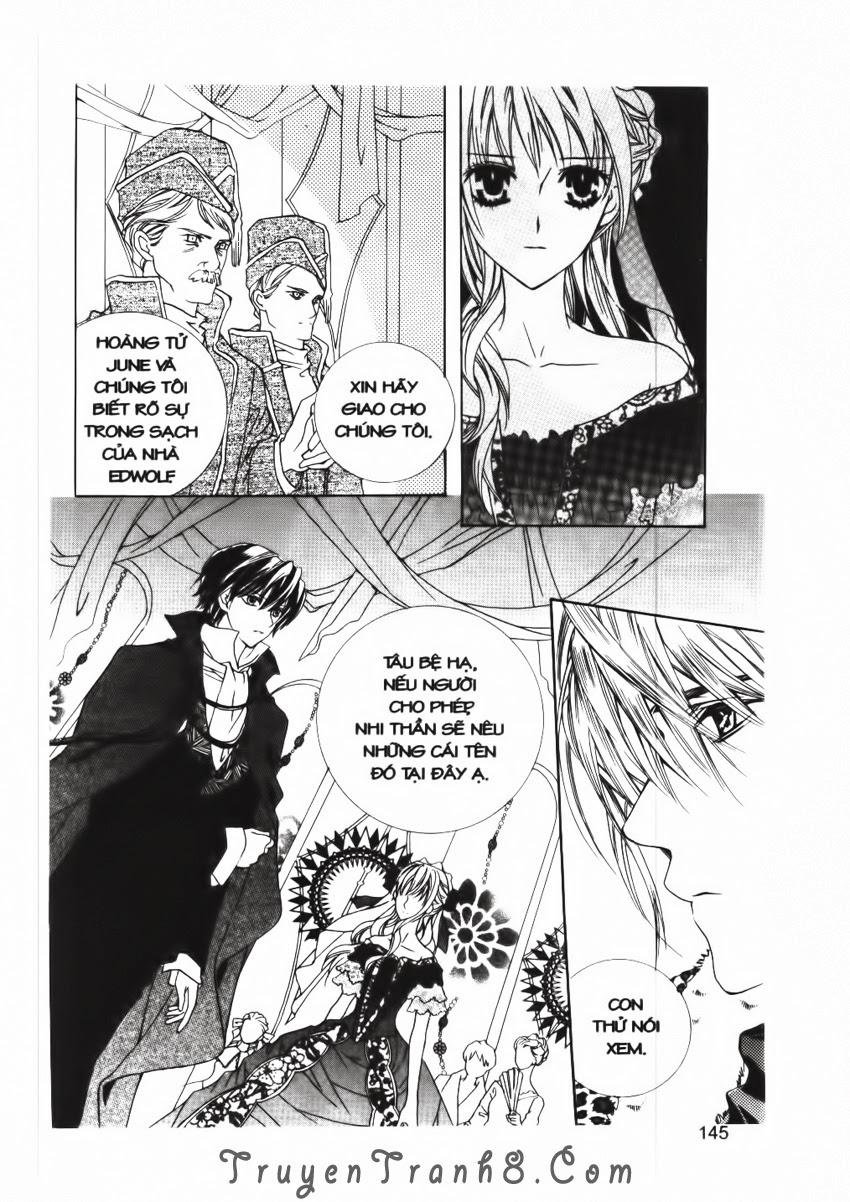 A Kiss For My Prince - Nụ Hôn Hoàng Tử Chapter 27 - Trang 9