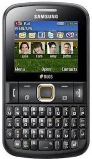 Touch Type Samsung Chat 222